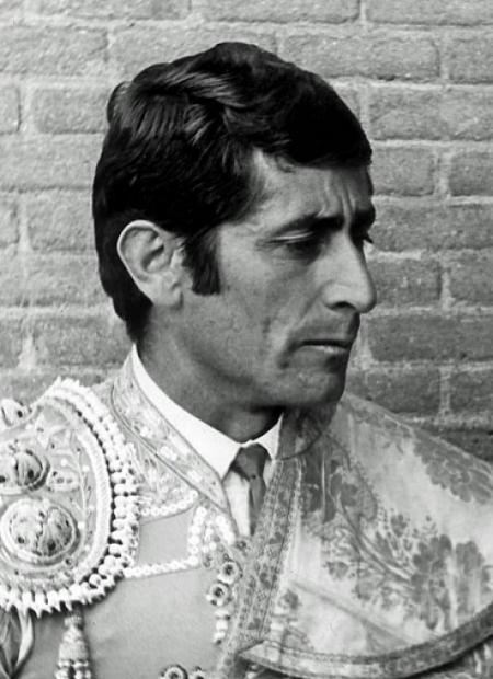 Foto del torero Andrés Vázquez