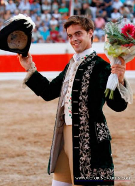Foto del torero Francisco Palha