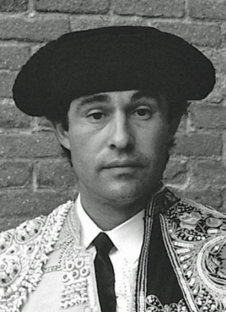 Foto del torero José Antonio Campuzano