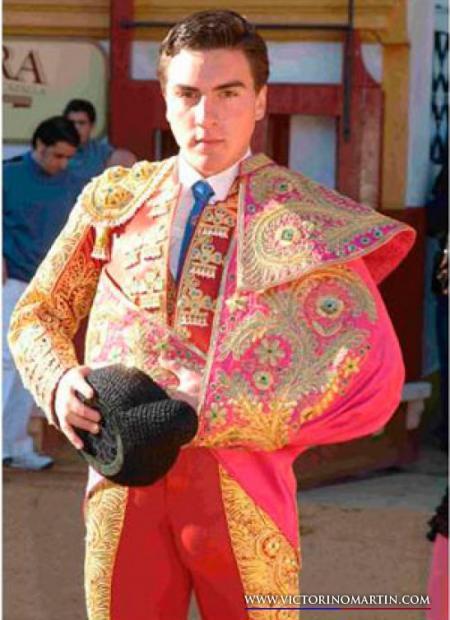 Foto del torero Octavio Chacón