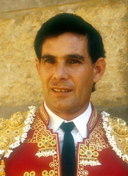 Foto del torero Ruiz Miguel