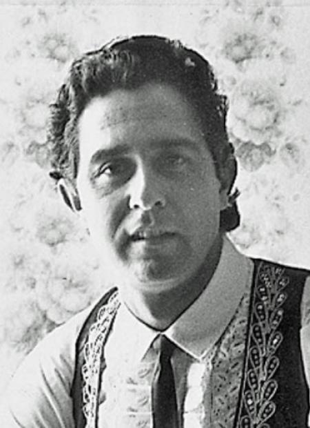 Foto del torero Tomás Campuzano