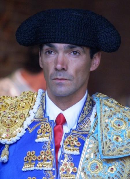 """Foto del torero Manuel Jesús """"El Cid"""""""