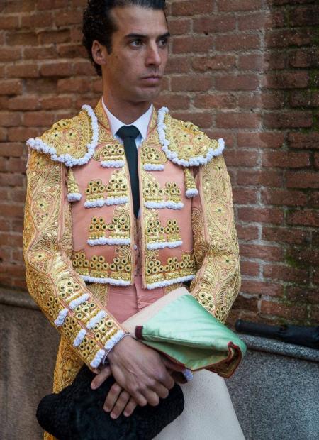 Foto del torero Morenito de Aranda