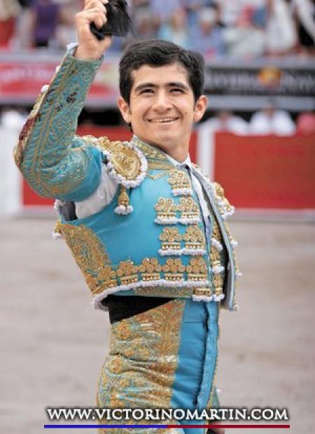 Foto del torero Joselito Adame