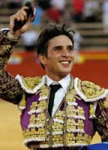 Foto del torero Alberto Aguilar