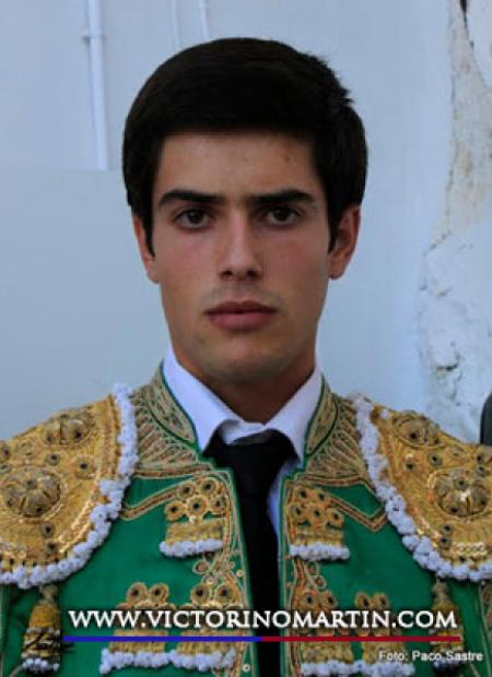 Foto del torero Aquilino Girón Resino