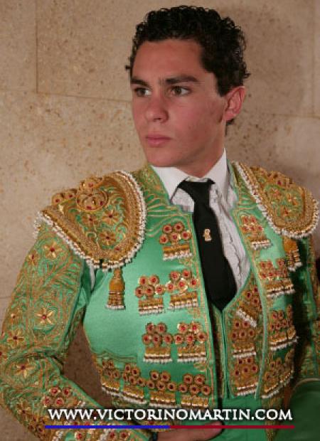 Foto del torero David Fernández