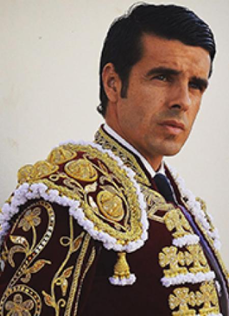 Foto del torero Emilio de Justo