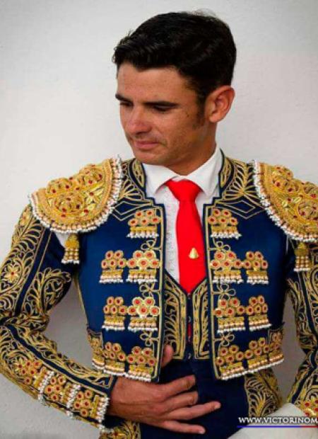Foto del torero Juan Carlos Benitez