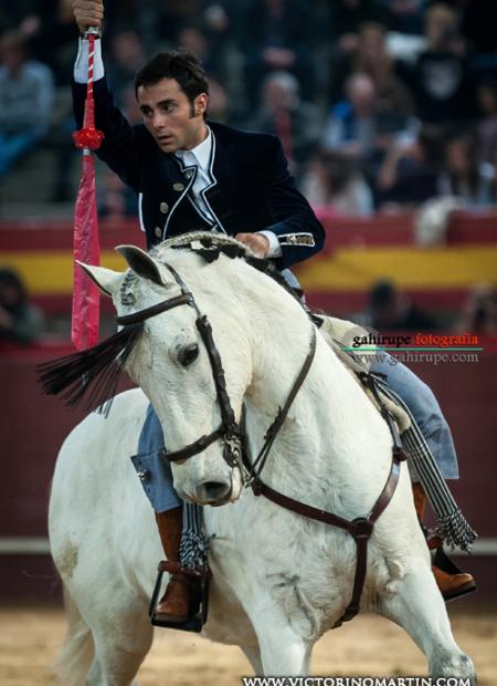 Foto del torero Juan Manuel Munera
