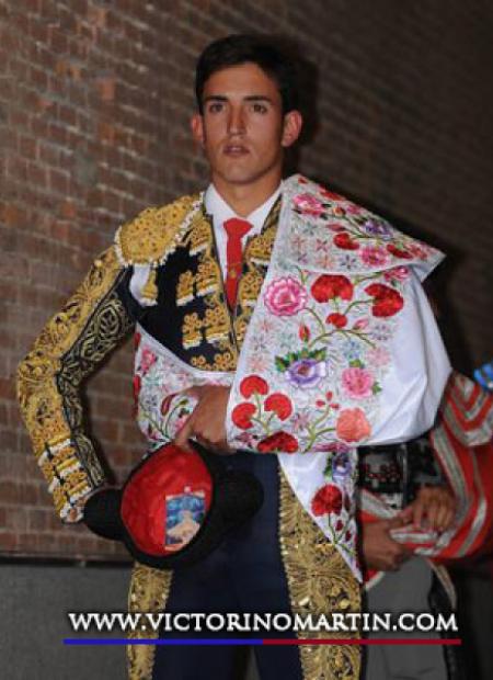 Foto del torero Jesús Duque