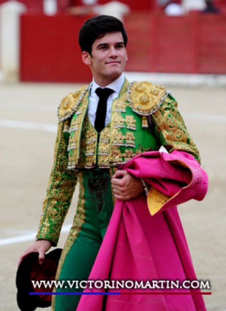 Foto del torero José Garrido
