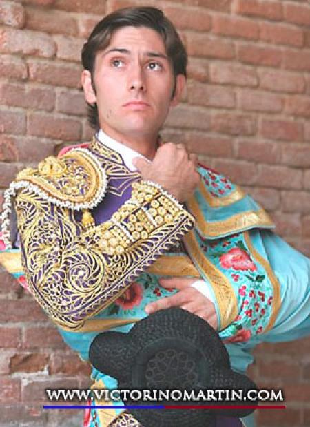 Foto del torero Alberto Lamelas