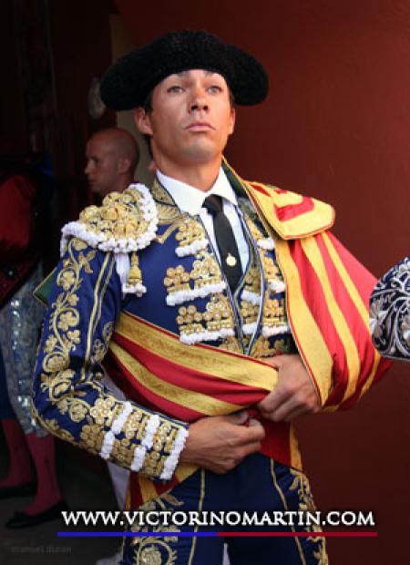 Foto del torero Domingo López Chaves