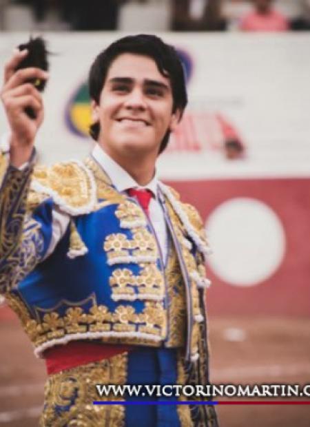 Foto del torero Luis Manuel Castellanos