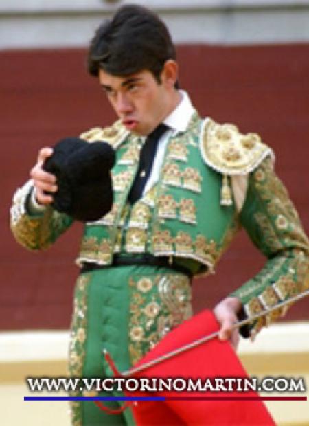 Foto del torero Mario Sotos