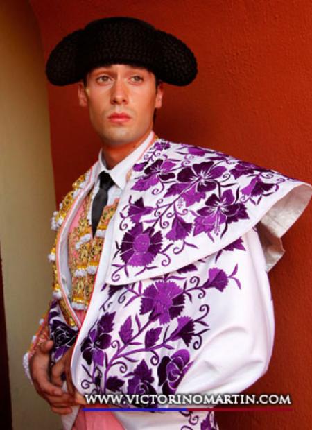 Foto del torero Martín Escudero