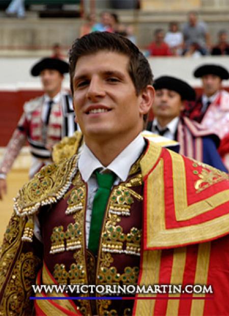 Foto del torero Maxime Solera