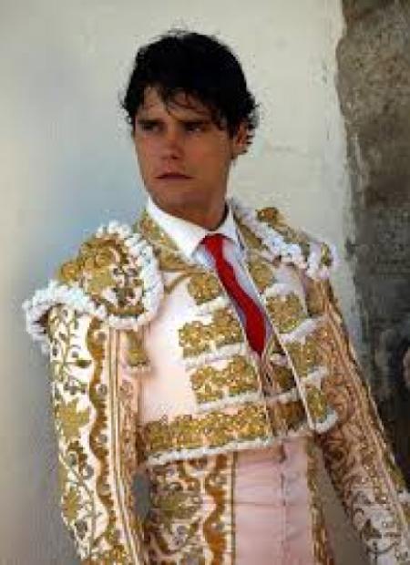 Foto del torero Miguel Abellán