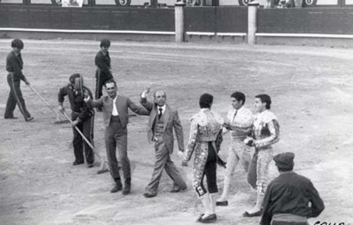 Tras la corrida del siglo, Madrid, 1-6-82